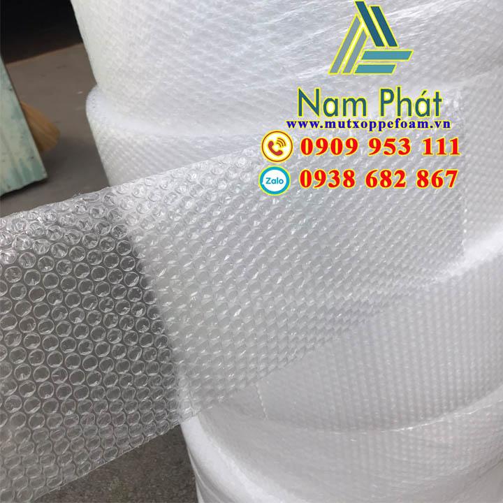 Cuộn xốp hơi 20cm x 100m giá sỉ Nam Phát