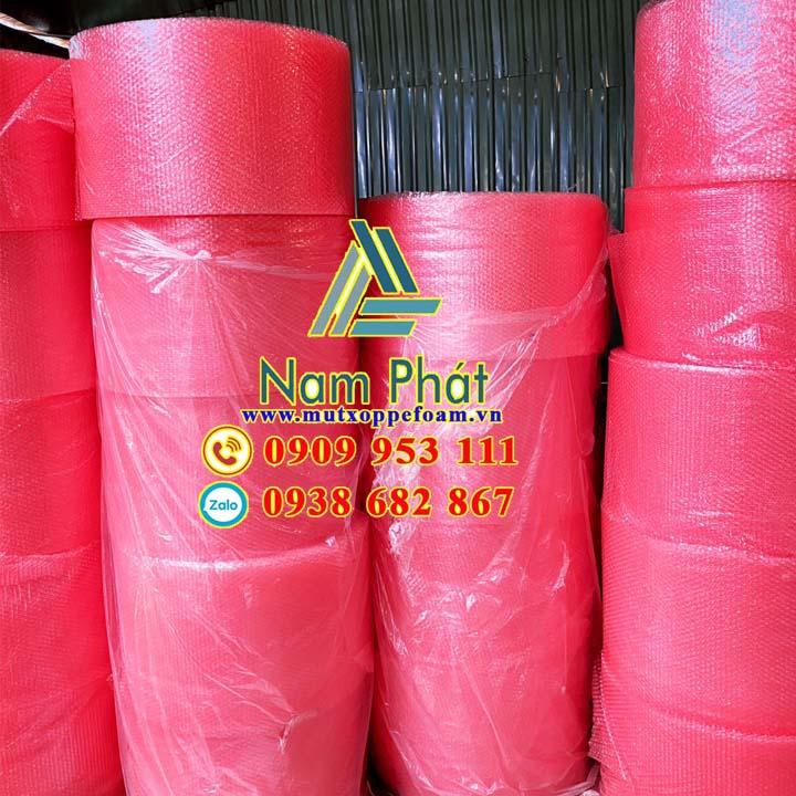 cuộn xốp hơi 40cm x 100m giá rẻ