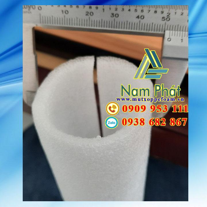 Ống xốp tròn pe foam TPHCM